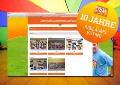 Klasse in Sport Jubiläums-Voting