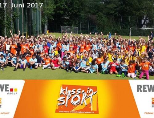 """Klasse in Sport"" Abschlussturnier 2017 Berlin"