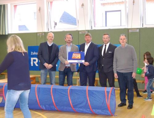 Klasse in Sport jetzt auch in Elsdorf